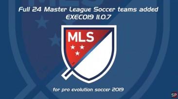 """Pro Evolution Soccer 2019 """"EXECO19 Update v11.0.7c + DLC 4.0"""""""