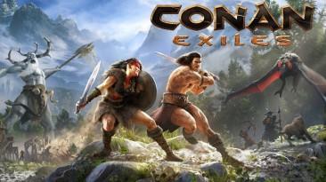В Conan Exiles появится Затонувший город, новые питомцы и некромантия