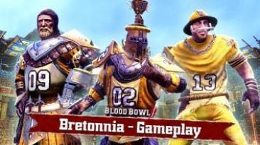 Blood Bowl 2 - Геймплейное видео: бретонцы против зеленокожих