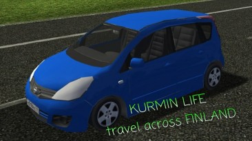 """18 Wheels of Steel: Pedal to the Metal """"Kurmin Life - Travel Across Finland"""""""