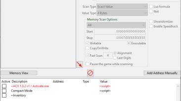 Assassin's Creed: Valhalla: Таблица для Cheat Engine - Inventory Editor [1.0.4 v1] {budabum}