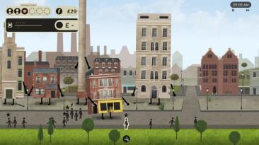 Здания оживут в городском симуляторе Buildings Have Feelings Too! для всех платформ