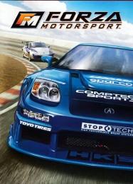 Обложка игры Forza Motorsport