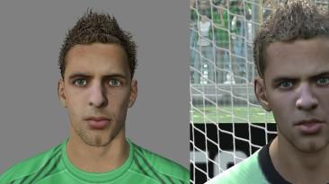 "FIFA 12 ""Nicola Leali Face by HusH"""