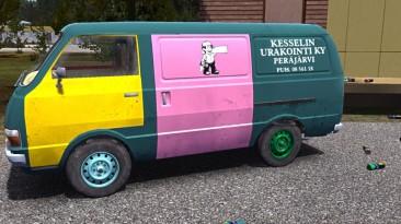 """My Summer Car """"Покраска фургона"""""""