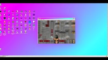 Doom запустили на пародийной ОС внутри браузера