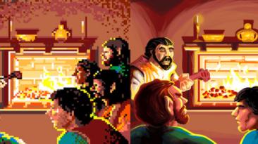 Появились первые скриншоты ремастера трилогии The Bard's Tale