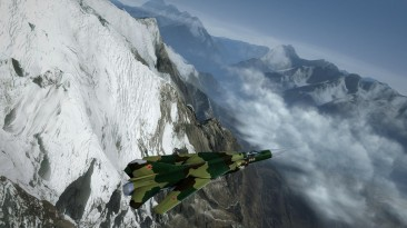 "H.A.W.X. 2 ""Шкурка для Mig-23 Flogger """