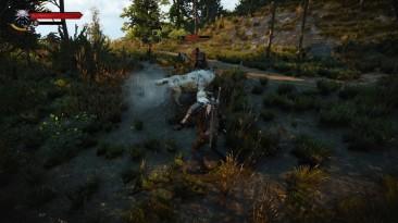 "Witcher 3: Wild Hunt ""Волк компаньон / E3 Wolf Follower"""