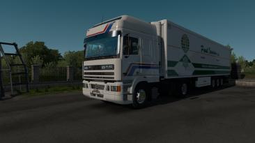 """Euro Truck Simulator 2 """"DAF 95 ATi v1.5 (1.40.x)"""""""