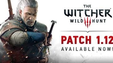 Патч The Witcher 3: Wild Hunt 1.12 [GoG]
