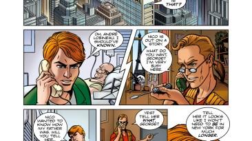"Broken Sword 2: The Smoking Mirror ""Comic(Комикс)"""