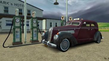 "Mafia: The City of Lost Heaven ""1939 Крестоносец седан - такси"""