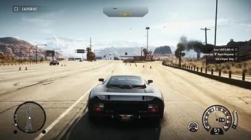 Звучание Турбо из серии Need for Speed