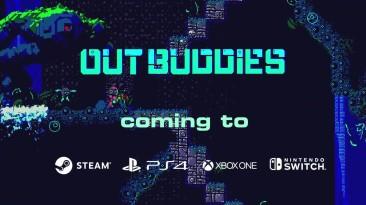 Метроидвания Outbuddies будет выпущена в середине октября
