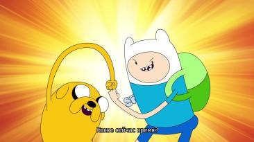 Персонажи из Adventure Time появятся в Brawlhalla