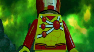 "LEGO Batman 3: Beyond Gotham ""firestorm new52"""