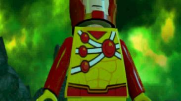 "LEGO Batman 3: Beyond Gotham ""firestorm new52"""