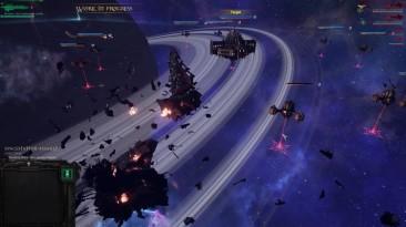 "Battlefleet Gothic: Armada ""Трейлер корабли хаоса"""