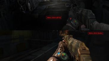 """Metro 2033 Redux """"Gunslinger's Fix Mod v0.8.5"""""""