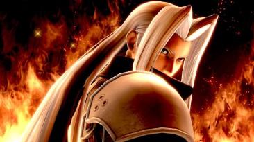 Стало доступно обновление Super Smash Bros Ultimate 10.1.0 вместе с пакетом Sephiroth Challenger