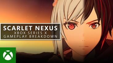 Подробное видео, показывающее все, что вам нужно знать о грядущей JRPG Scarlet Nexus