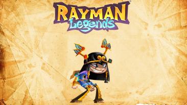 """Rayman Legends """"Египтянка"""""""