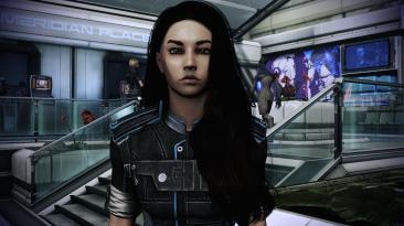 """Mass Effect Legendary Edition """"Больше причёсок для женского персонажа (ME3LE)"""""""