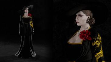 """Resident Evil: Village """"Альсина в чёрном платье"""""""
