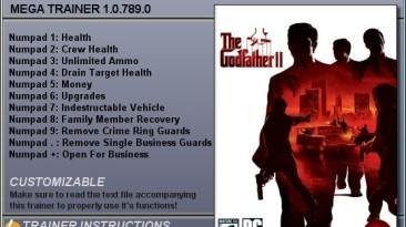 The Godfather 2: Трейнер (+11) [1.0.789.0] {CheatHappens}