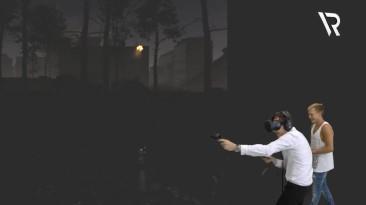 Смешная реакция на зомби! Обзор Brookhaven experiment