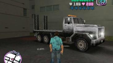 "Grand Theft Auto: Vice City ""Flatbed Laweta"""