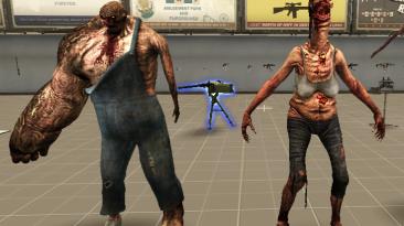 """Left 4 Dead 2 """"Боссы немного страшнее"""""""