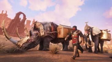 В продаже появился сезонный пропуск 2-го года Conan Exiles