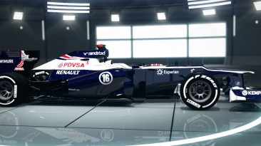 "F1 2012 ""Williams FW35 2xHD"""
