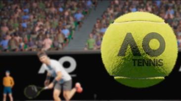 """AO Tennis - """"самый современный симулятор тенниса"""" выйдет в январе"""