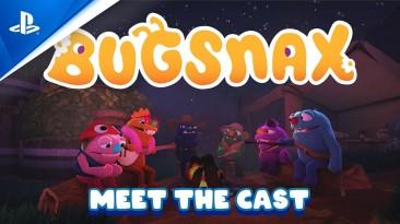 Bugsnax выйдет в следующем месяце