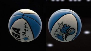 """NBA 2K11 """"Teams Ball Patches Package"""""""