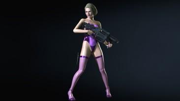 """Resident Evil 3 """"Jill Aqua Cure"""""""