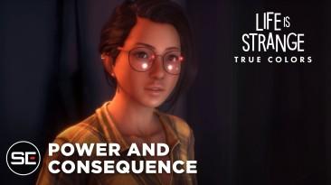 Необычные способности Алекс в геймплейном трейлере Life is Strange: True Colors