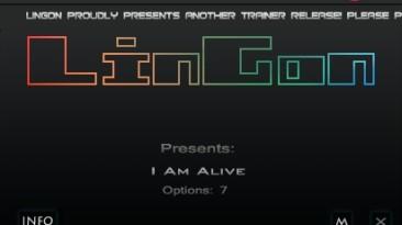 I Am Alive: Трейнер/Trainer (+7) [1.0: Fixed & Updated Version] {LinGon}