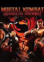 Обложка игры Mortal Kombat: Shaolin Monks