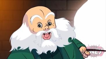 Мульт: Hardon Potter Harry Potter Parody 18 - Oney C/Пародия на Гарри Поттера 3 серия[Дубляж]