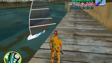 "Grand Theft Auto: Vice City ""Wind Surf"""