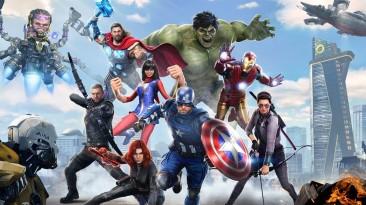 """""""Новой франшизой"""" от 2K Games может стать игра во вселенной Marvel в стиле Xcom"""
