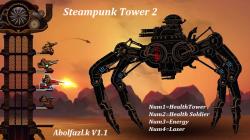Steampunk Tower 2: Трейнер/Trainer (+4) [1.1] {Abolfazl.k}