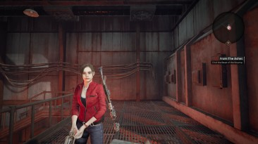 """Remnant: From the Ashes """"Claire Redfield Mod"""""""