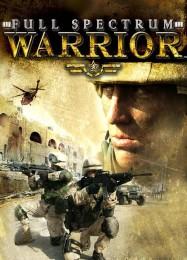 Обложка игры Full Spectrum Warrior