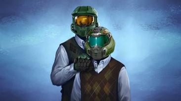 """Xbox продолжает отмечать приобретение Bethesda """"уникальным портретом"""""""