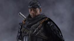 Представлена новая фигурка (фигма) Дзина Сакая из Ghost of Tsushima